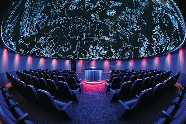 Planetarium & Observatory