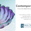 Contemporary Glass: From the MAS Permanent Collection